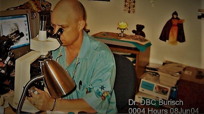 Dr Dan Burisch, PhD circa 2004